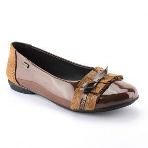 0fbcd7bff Wonder Shoes - Sapato de verniz e aplicação